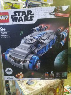 全新原裝行貨 lego star wars 星球大戰 75293