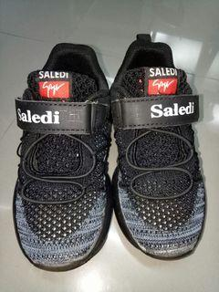 Baby Toddler Black Shoes