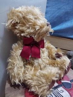 Blonde Teddy Bear by Russ