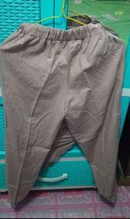 Celana rok cewek / celana rok hijab