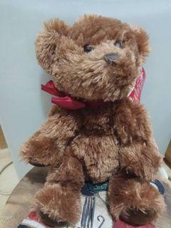 Chocolate Teddy Bear by Russ