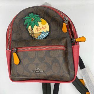 Coach backpack 背囊