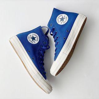 【絕版現貨】Converse Chuck Taylor All Star II 2代 高筒 藍色 寶藍色 150152C