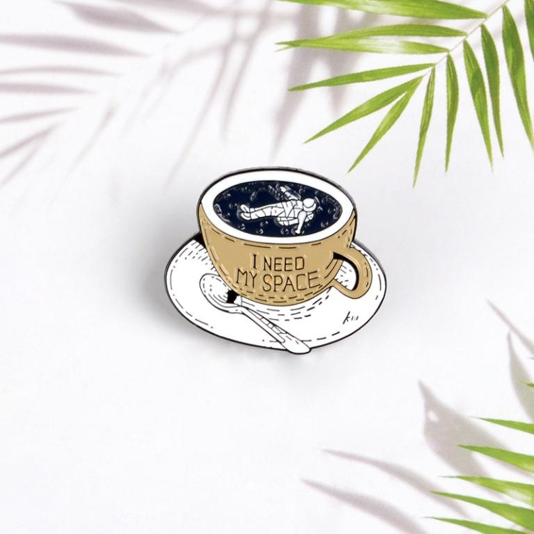 Drakeelle Pin Badge (Limited Stocks)
