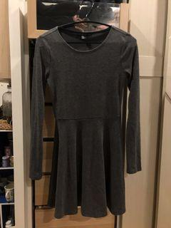 Forever21 灰洋裝
