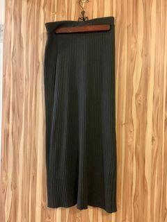 GU 針織裙子