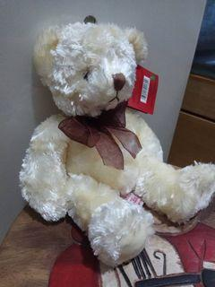 Light Blonde Teddy Bear by Russ