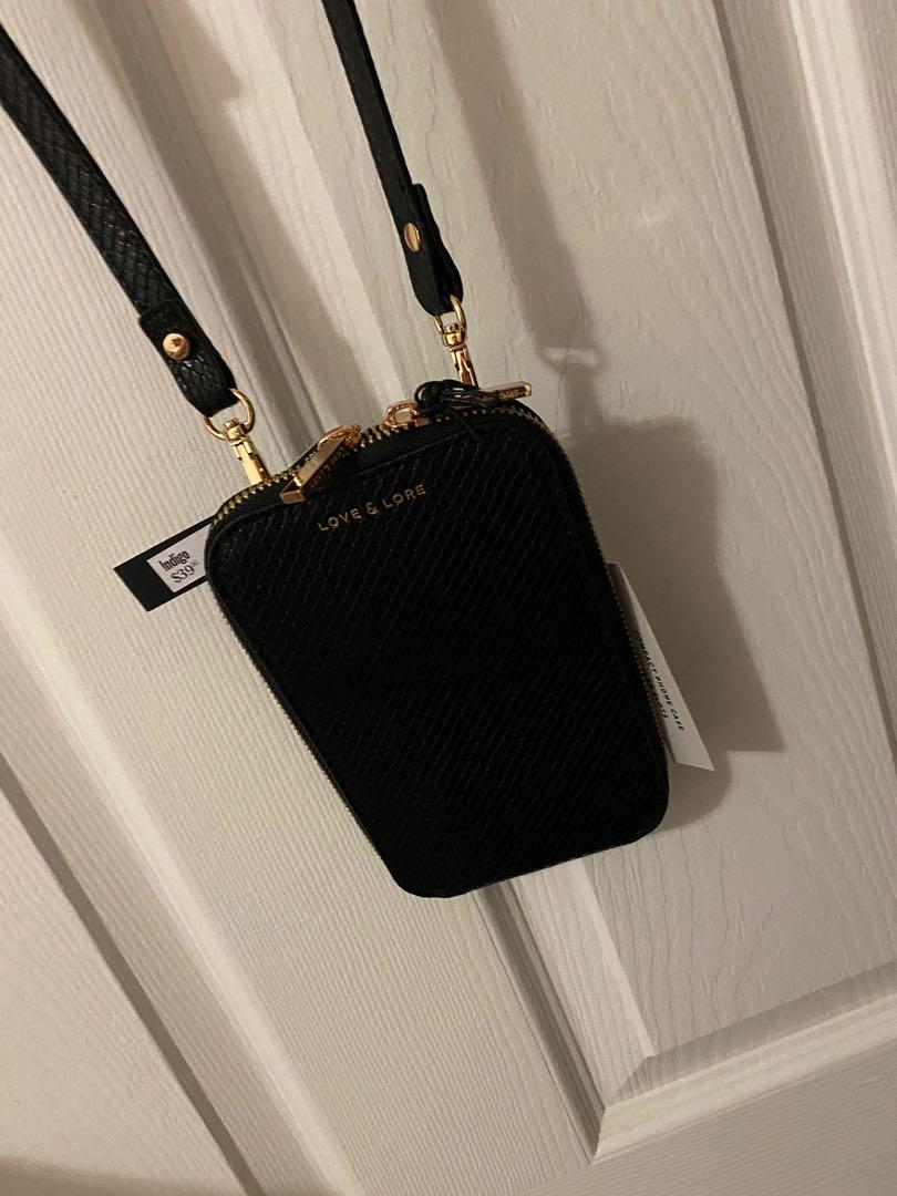 Love & Lore phone crossbody