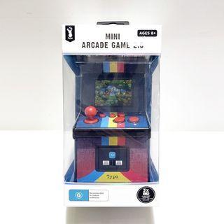 【全新】MINI ARCADE GAME2.0 復古 迷你 遊戲機台