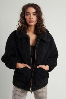 NWT Sherpa jacket