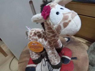 Stand Giraffe by Nici