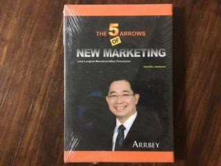 The 5 Arrows of New Marketing