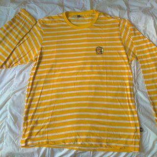 (SALE) Yellow Stripes CRSL
