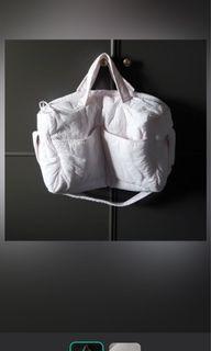 Zara baby 媽咪包 媽媽包 肩背手提兩用包