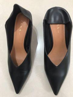 Zara heels shoes