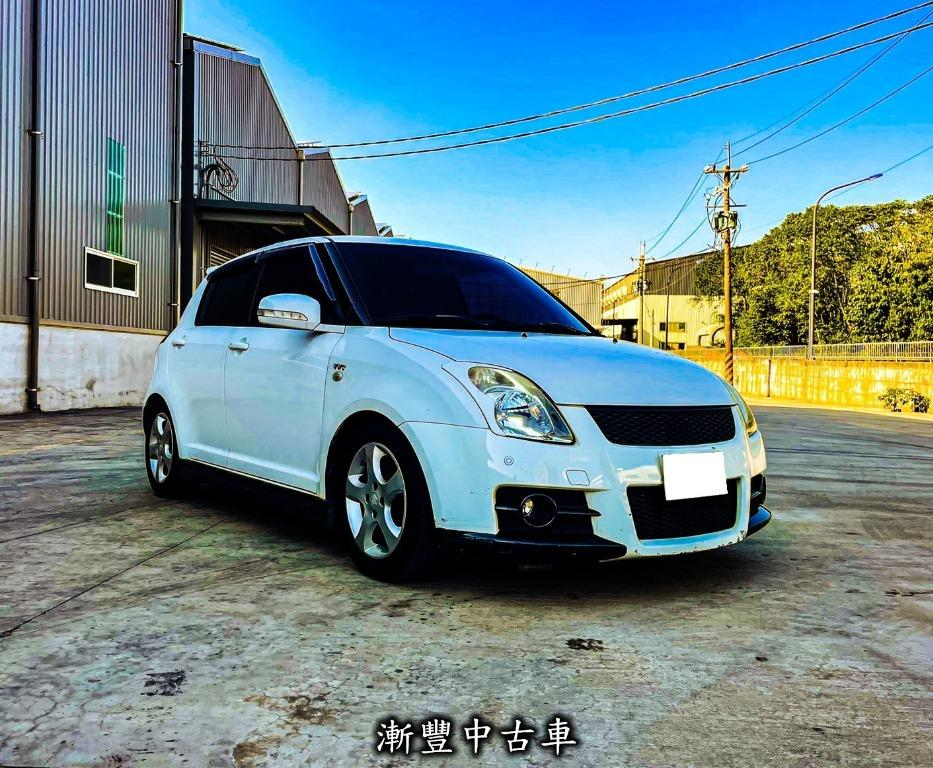 2007 SUZUKI Swift !!!