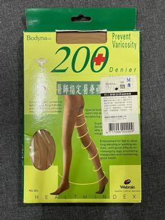 200丹尼防止靜脈曲張健康褲襪