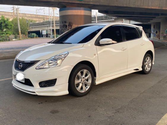 2014年 Nissan日產Big tiida 頂級款