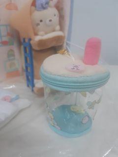 日本角落生物奶茶杯