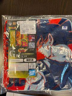 一番賞 七龍珠 H賞 毛巾 方巾