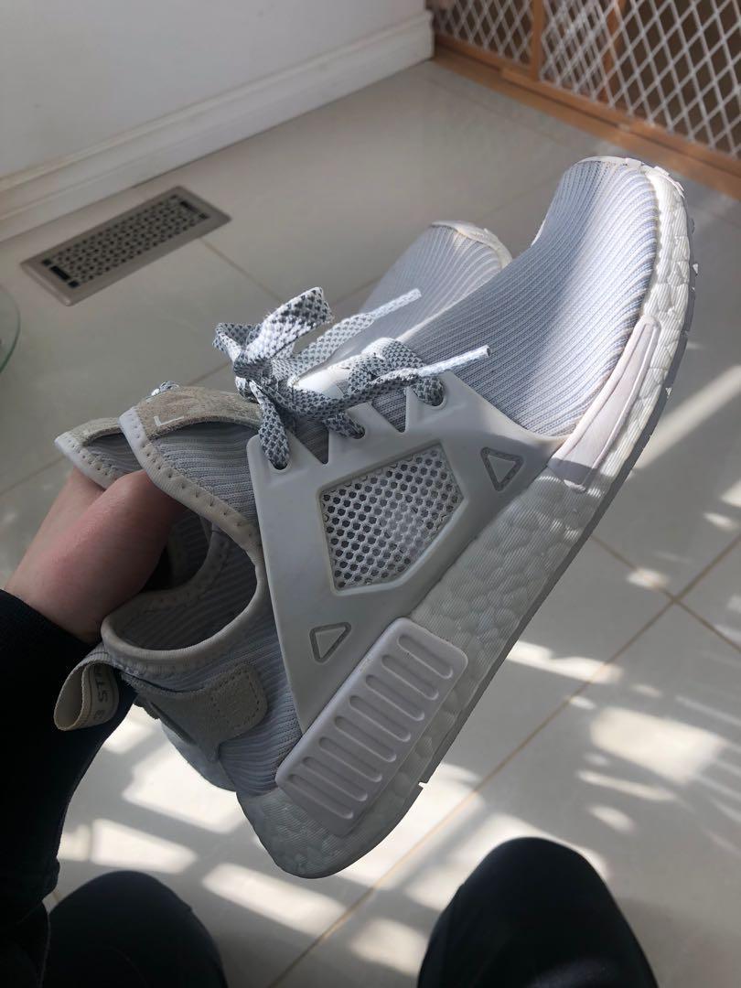 Adidas NMD XR1 PK White