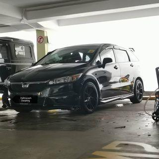Car Polish+Interior Grooming, Car Polishing, Car wash, Fumigation, Engine Bay, Extractor, Carpet, Steering Wheel, Side Panel, Leather, Fabric, Wax, Rims, Sealant, Disinfectant, Scent, Mobile, Hydrowash Detailing