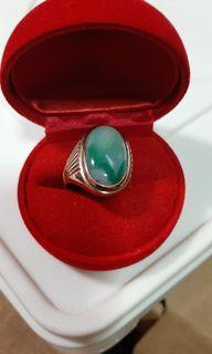 Cincin Suasa Batu Jade