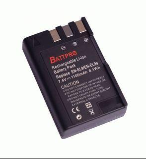 EN-EL9a ENEL9電池合Nikon D40,D60,D5000,D3000相機專用 請看內容