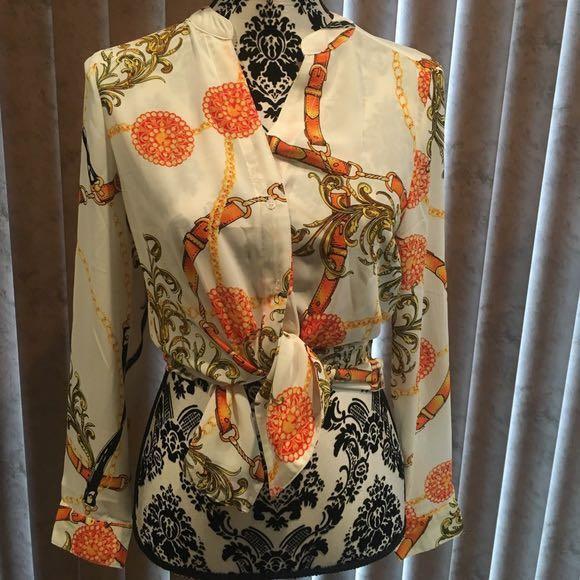 Fashion Nova blouse (S)