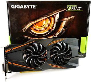 Gigabyte GTX 1070 8gb Windforce