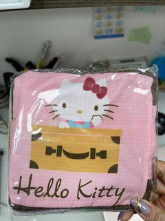 粉紅Kitty折疊購物袋