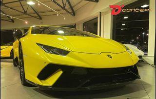 Lamborghini Huracan Perfomante 2017 UNREG