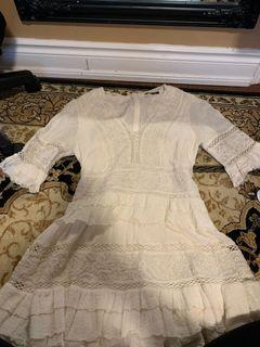 Love Sam skater dress (size L)