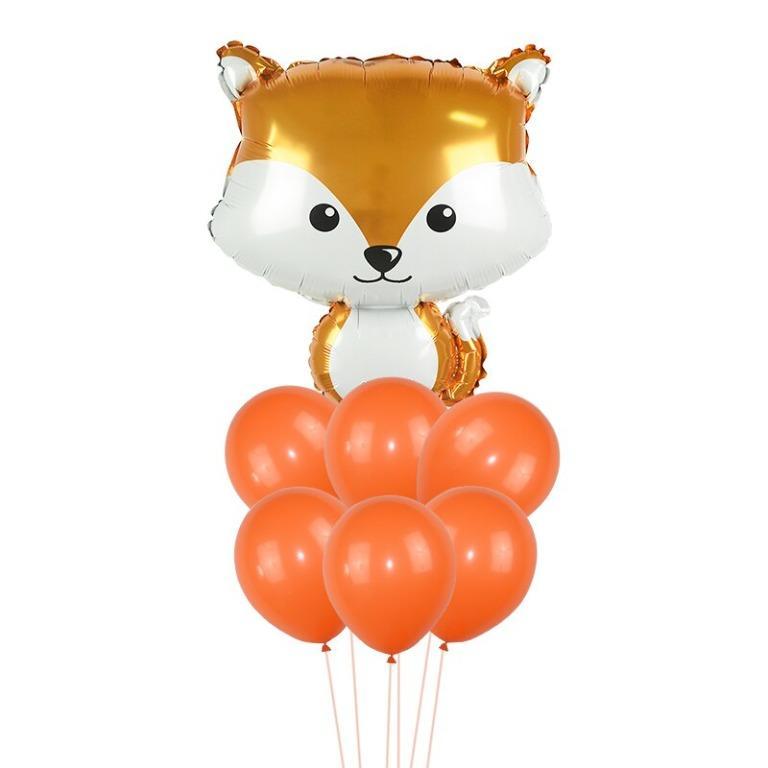 Nylahalle balloon- cute animals (Limited Stocks)