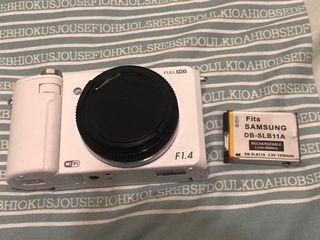 Samsung EX2F 相機