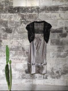 Setelan Outer + dress