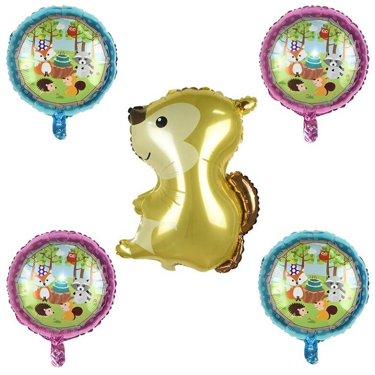 Skyealle balloon- cute animals 7 (Limited Stocks)