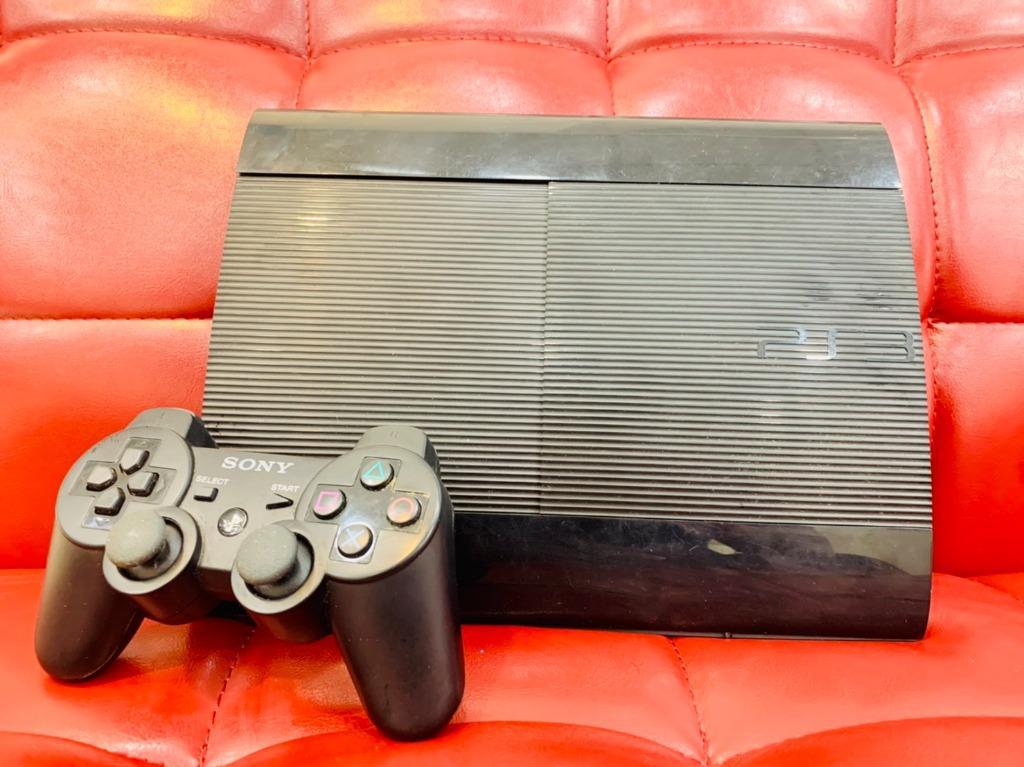 Sony PlayStation3 PS3 Slim CECH-4207C 500G #二手遊戲機 #錦州店 01230