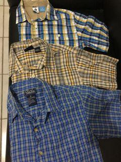 Take all Kids Stripes polo short sleeves