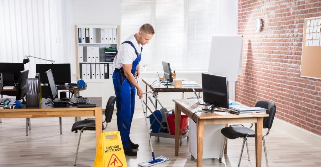 Urgent Part Time Office Cleaner at CBD Area (3 days/wk)