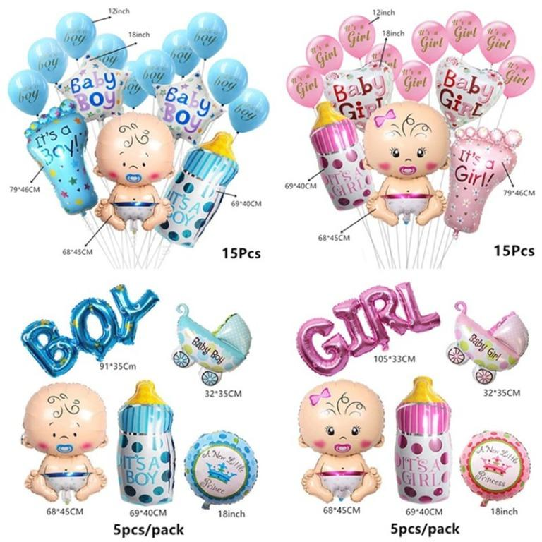 Vivianaalle balloon – it's a boy 3 (Limited Stocks)