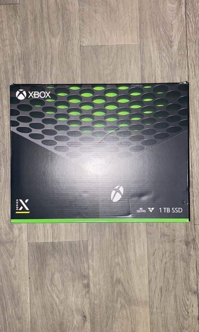 Xbox one x series