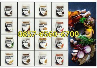 0857-6560-6700 Jual Bumbu Rempah Bubuk Di Surakarta