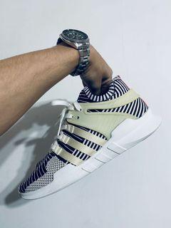 二手 正品 Adidas EQT 斑馬 us10