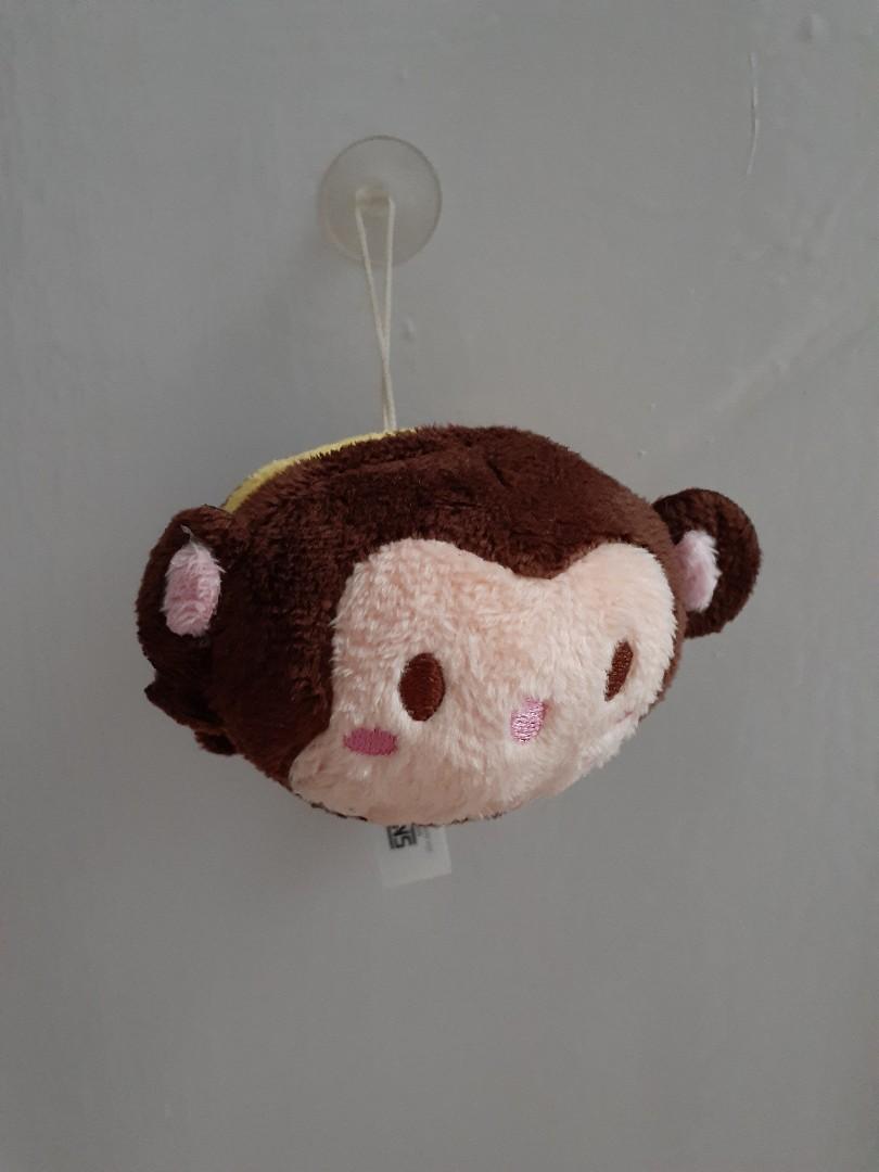 Boneka tsum tsum monkey