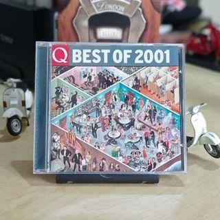 CD Kompilasi Best Of 2001 Radiohead Muse Stereophonics Gorillaz