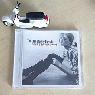 CD The Last Shadow Puppets – The Age Of The Understatement