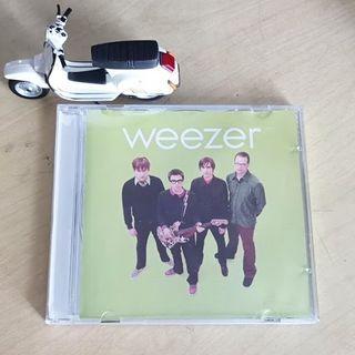 CD Weezer - Green Album