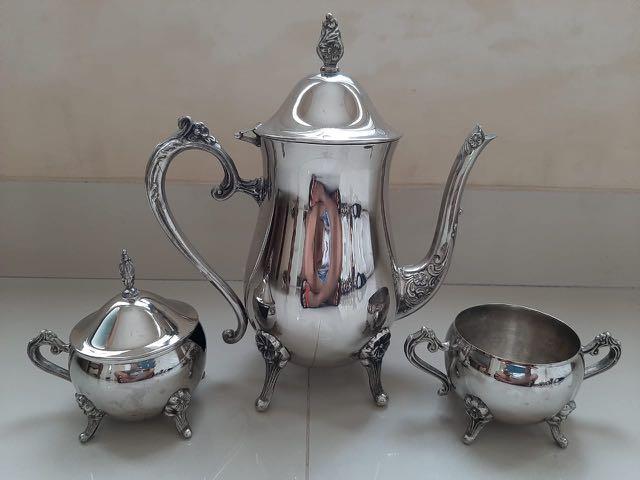 Coffee set antik