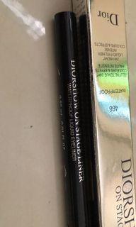 Dior waterproof liquid eyeliner